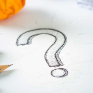 Question Mark Drawing - Banner Image for Additional Insured… What's the Big Deal? Blog