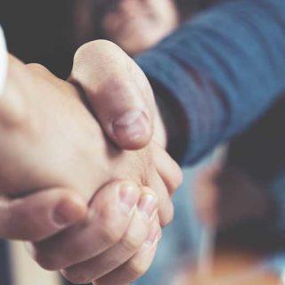 Shaking Hands - Banner Image for Inszone – Our Valued Partner Blog