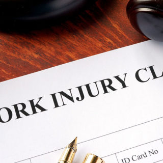 Work Injury Claim Form - Banner Image for What Does Workers Compensation Insurance Cover? Blog