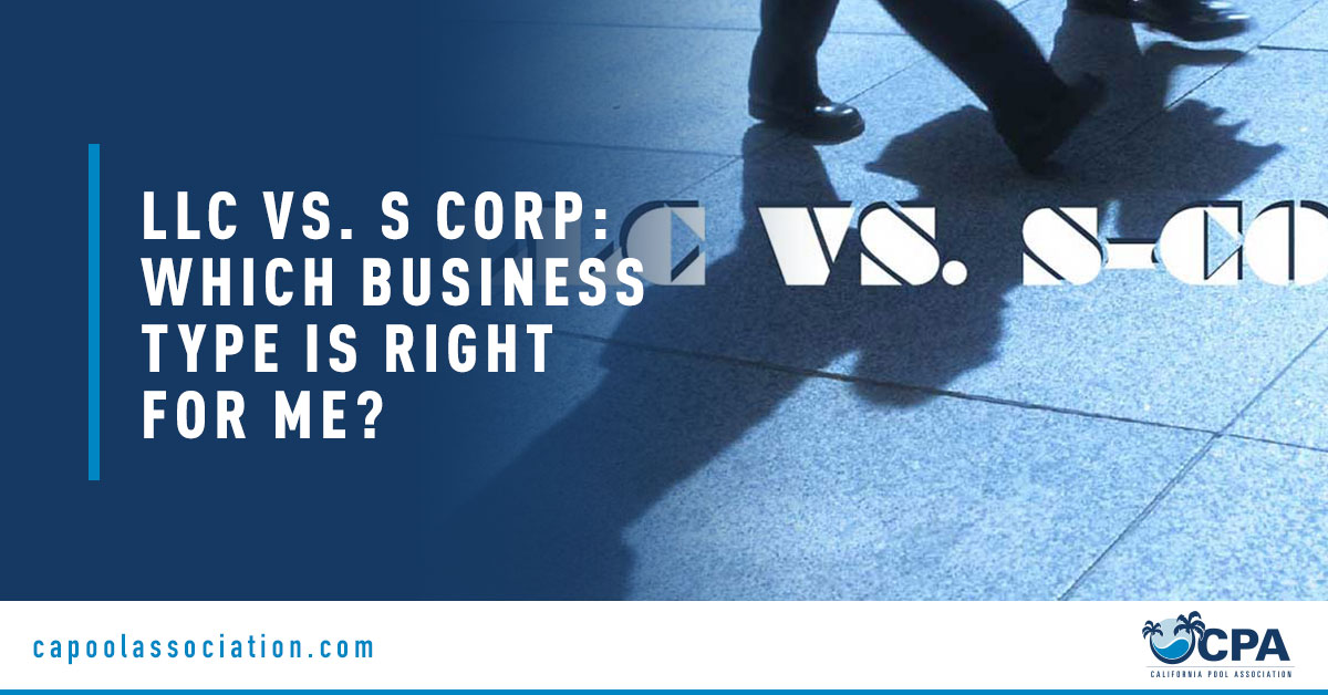 Shadow of Two Walking Corporate Men - Banner Image for LLC vs. S Corp Which Business Type Is Right for Me Blog
