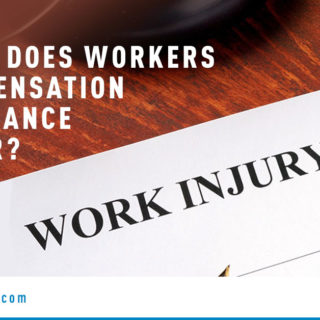 Work Injury Claim Form - Banner Image for What Does Workers Compensation Insurance Cover Blog