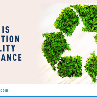 Recycle Logo - Banner Image for What is Pollution Liability Insurance Blog
