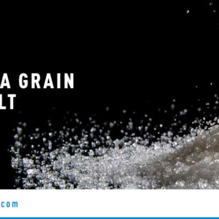 Salt Grain - Banner Image for With a Grain of Salt Blog