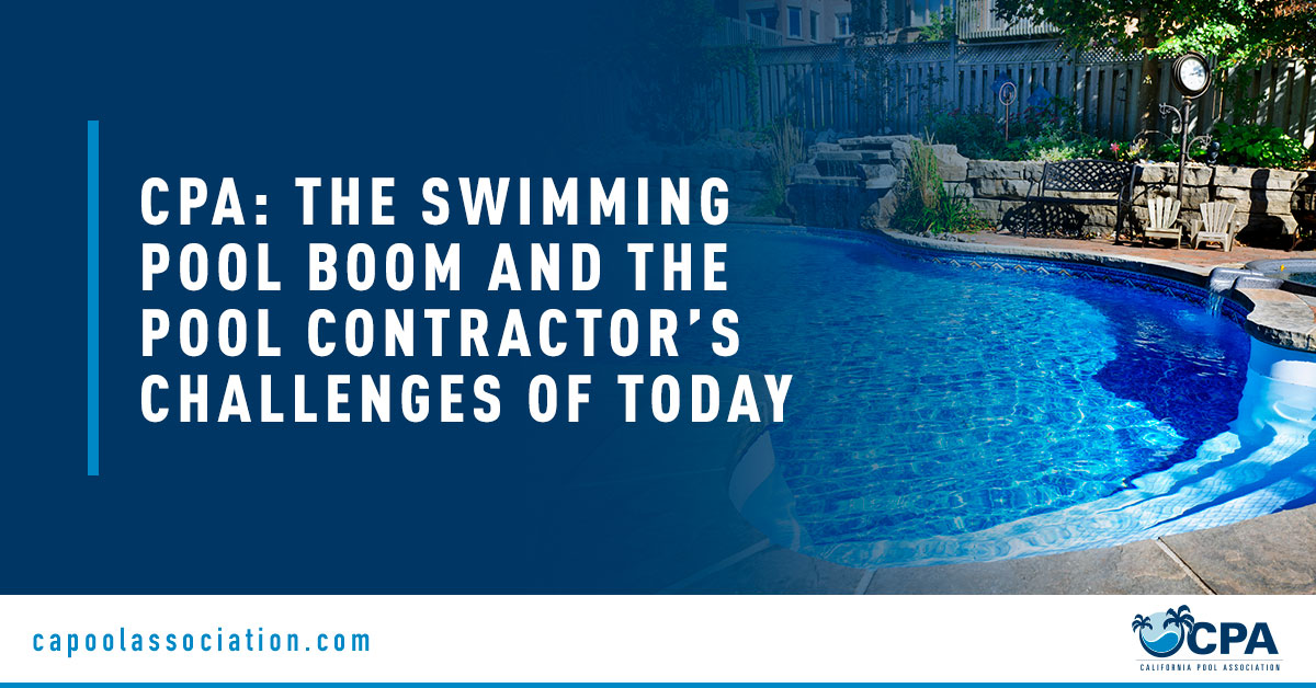 Swimming Pool Picture - Banner Image for The Swimming Pool Boom and the Pool Contractor's Challenges of Today Blog